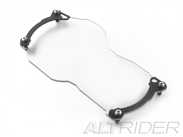 AltRider Lexan Headlight Guard for the BMW R 1200 GS Water Cooled