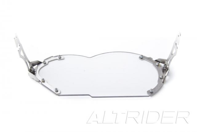 AltRider Clear Headlight Guard Kit for the BMW R1200GS (2003-2012)