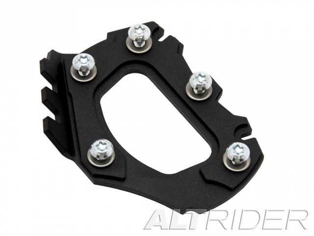 AltRider Side Stand Enlarger Foot for the BMW G650 GS