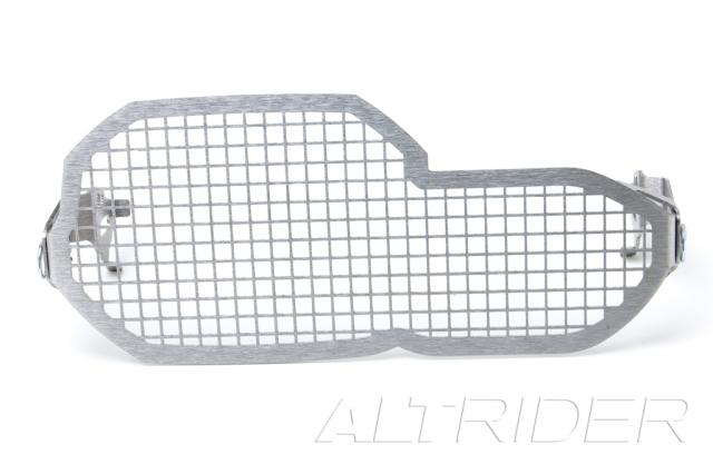 AltRider Stainless Steel Headlight Guard Kit for the BMW F650/700/800GS