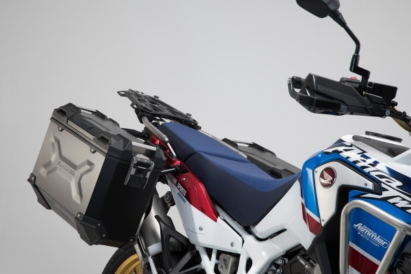 S W Motech TRaX Adventure Pannier System HONDA CRF1000 Africa Twin Adventure Sports