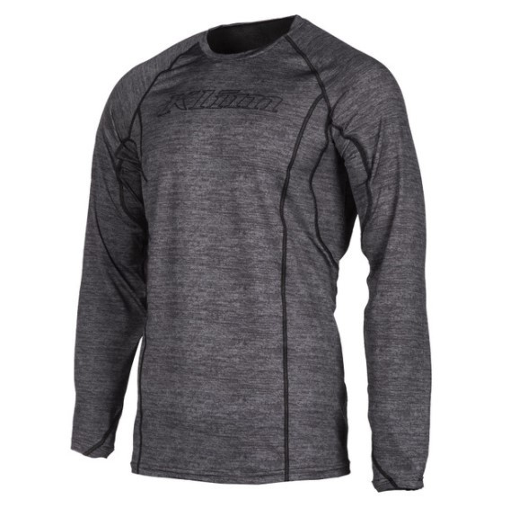 KLIM Aggressor Shirt 1.0 Black Heather