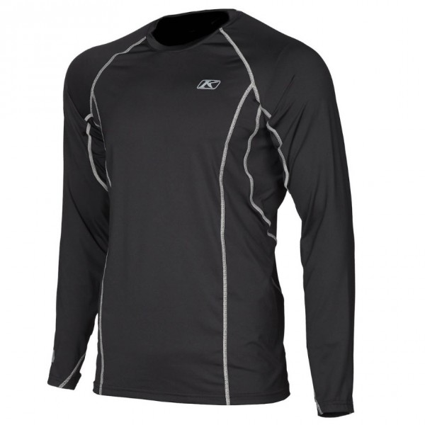 KLIM Aggressor Shirt 1.0 Black - NEW