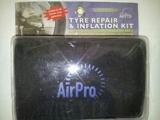 Airpro Tyre Repair & Inflation Kit NO PUMP REQUIRED!