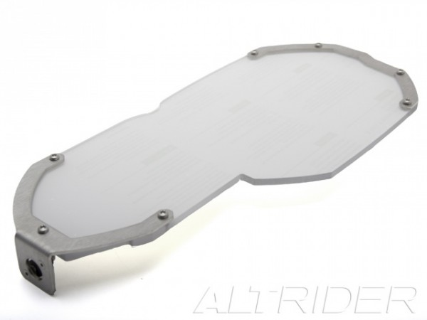 AltRider Lexan Headlight Guard Kit for the BMW F 650 GS