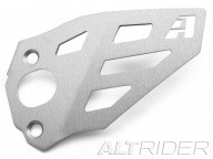 AltRider Left Heel Guard for the Triumph Tiger 800 - ALL MODELS