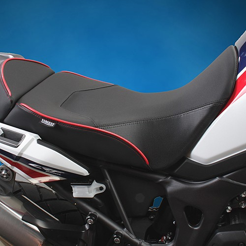 Sargent Seat CRF1000 AFRICA TWIN 2016 ON - RIDER AND PILLION SEAT