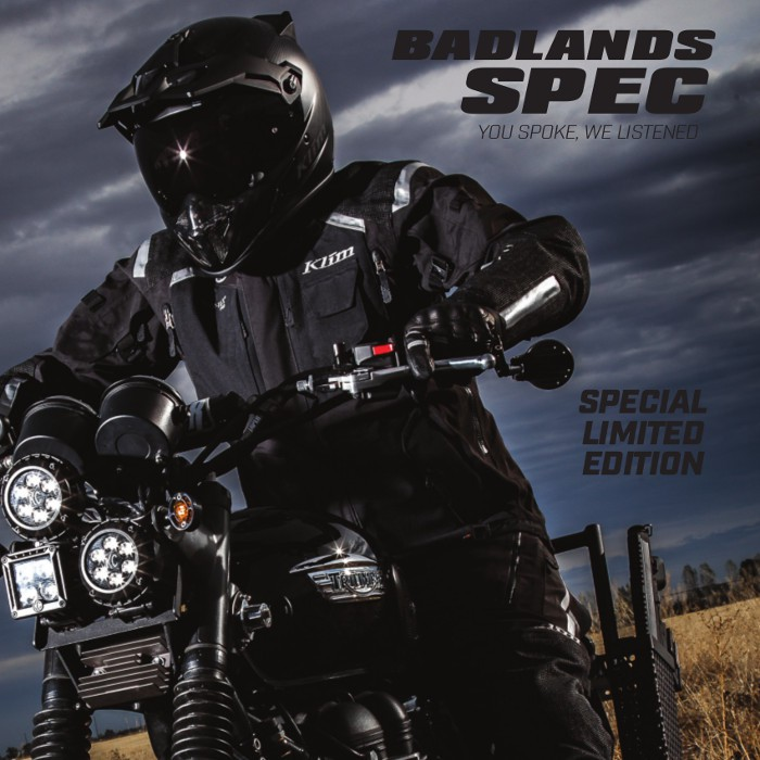 Klim Limited Edition Badlands Pants