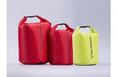 S W Motech Bags Connection Dry Pack Set