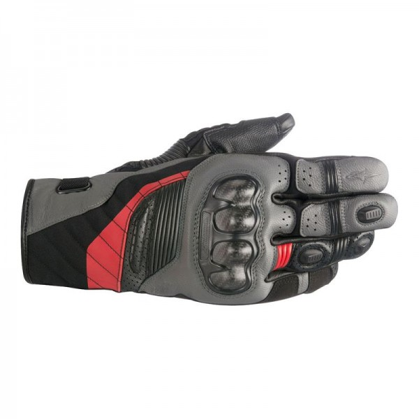 BELIZE DRYSTAR GLOVE BLK/RED