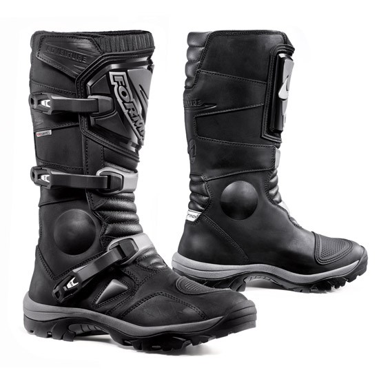Forma Adventure Boot in Black