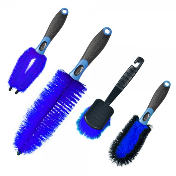 Oxford Brush and Scrub Set