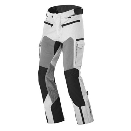 REV'IT Cayenne Pro Trouser - Light Grey/Black