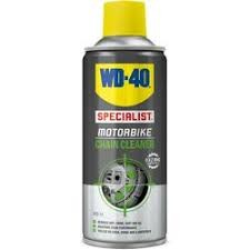 WD-40 Motorcycle Chain Cleaner (400ml)