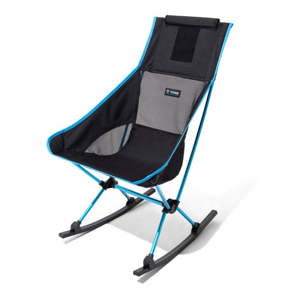 Rocking Foot Sunset Chair  - Black