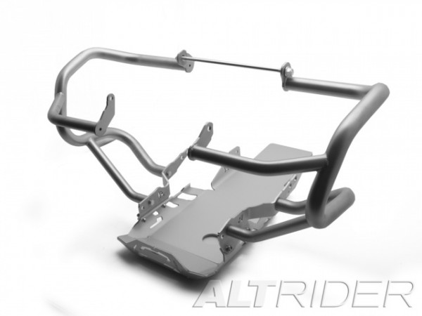 AltRider Crash Bars & Skid Plate (sump guard) for the BMW R 1200 GS Water Cooled