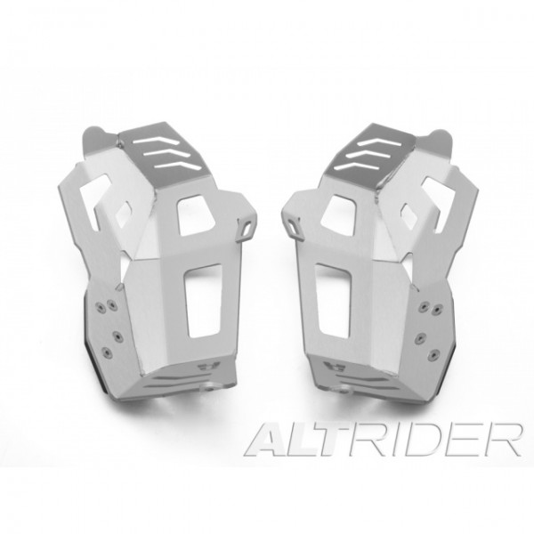 AltRider Cylinder Head Guards for the BMW R1200GS/GSA-LC  Water Cooled