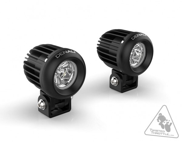 DENALI 2.0 D2 TriOptic LED Light Kit with DataDim Technology