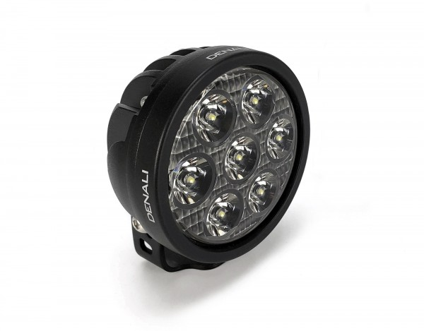 DENALI D7 2.0 TriOptic LED Light Pod with DataDim Technology (Single)