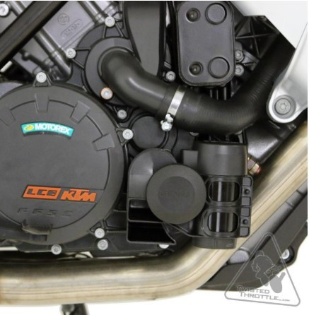 Denali SoundBomb Air Horn Mount for KTM 1190 Adventure/R '13- and 1290 Super Adventure '15-