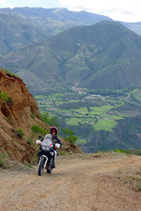 Bolivia Motorcycle Tours - Highlander 2 - 21 Day Motorcyle Tour