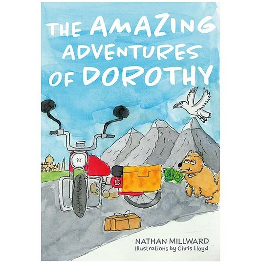 The Amazing Adventures of Dorothy by Nathan Millward