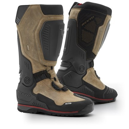 REV'IT Expedition H20 Boots - Brown