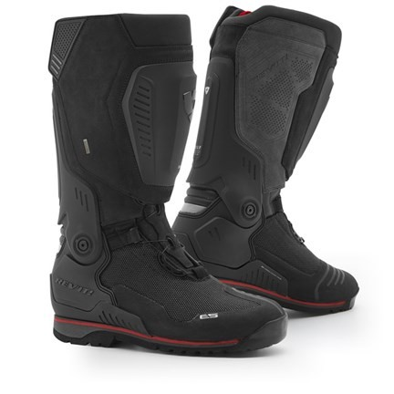 REV'IT Expedition H20 Boots - Black