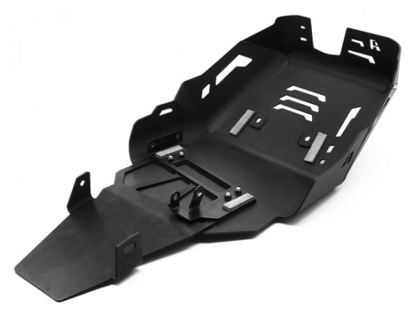 AltRider Skid Plate With Extension (Sump Guard) for the Honda CRF1000L Africa Twin