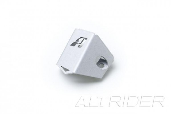 AltRider Rear Brake Reservoir Guard for BMW G650 GS SILVER