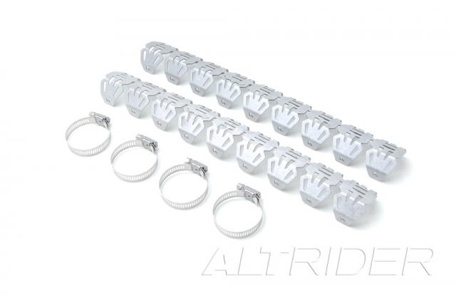 AltRider Universal Header Guard - Single Guard