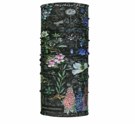 BUFF - NG Artic Flowers Grey