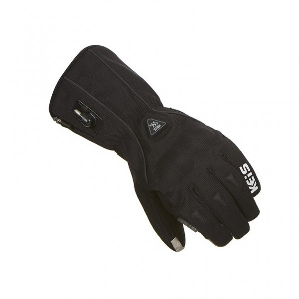 Keis Heated Motorcycle Gloves - G701 Bonded-Textile
