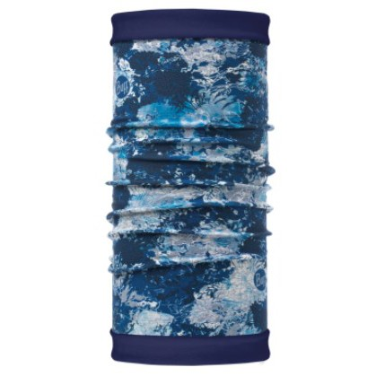 BUFF - Winter Garden Blue - reversible polar buff