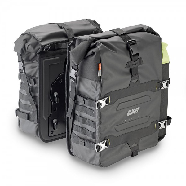 GIVI GRT709 Pair of Side Bags 35L each for GIVI frames
