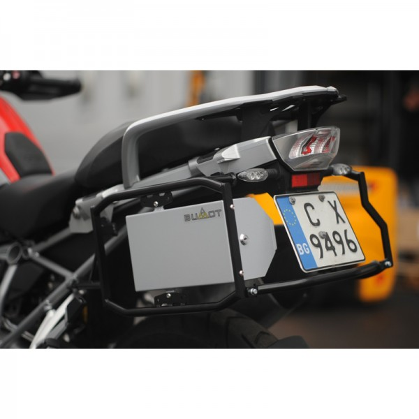 Bumot Pannier Frames and Toolbox BMW R1200GS 04-12