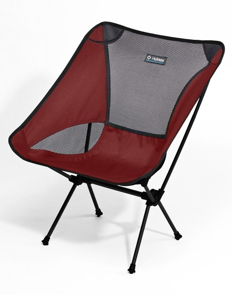 HELINOX CHAIR ONE RED ONLY