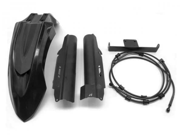 AltRider High Front Fender Kit for the Honda CRF1000L Africa Twin