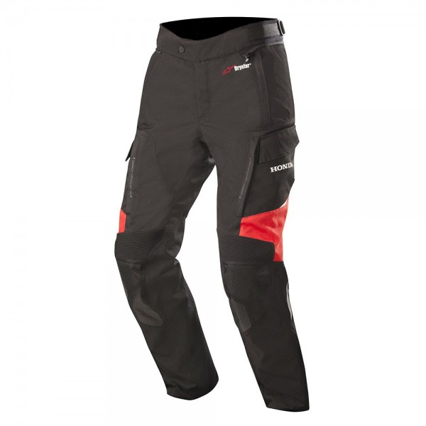 ANDES V2 DRYSTAR® TROUSERS HONDA BLACK/RED