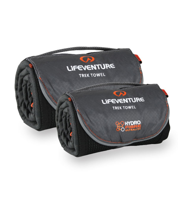Lifeventure Hydrofibre Trek Towels