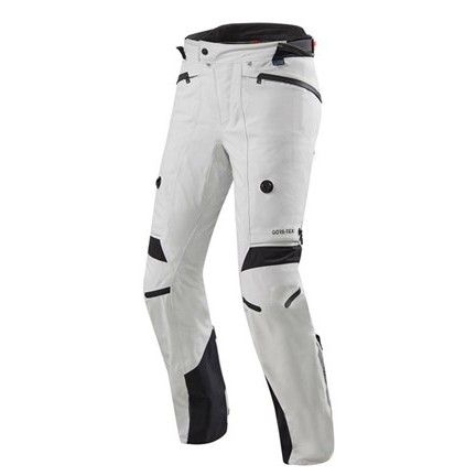 REV'IT Poseidon 2 GTX Trouser - Silver/Black