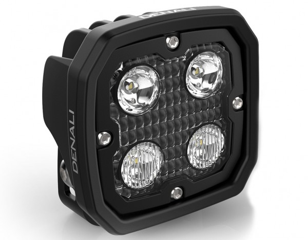 DENALI 2.0 D4 LED Light Pod with DataDim Technology (Single)