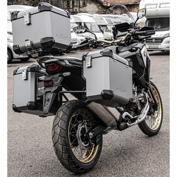 Bumot Defender EVO Pannier System Honda CRF1100 Africa Twin/ Adventure Sports 2020-