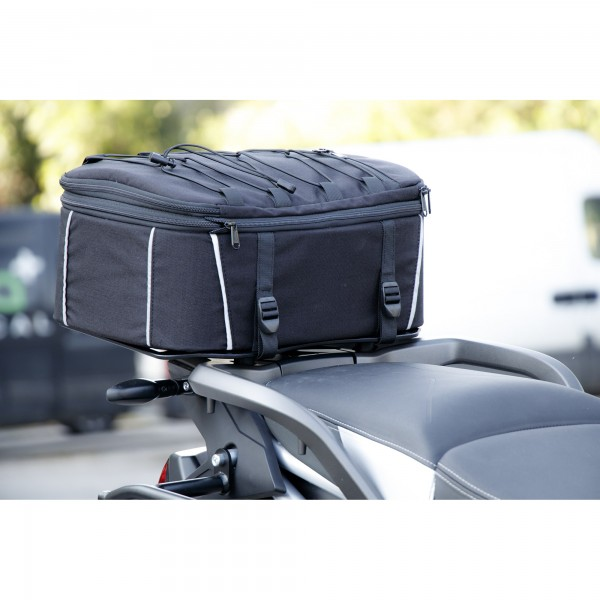 Bumot Xtremada Tail Bag Triumph Tiger 900 with Luggage Plate