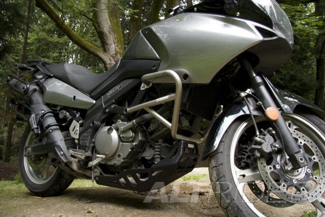 AltRider Crash Bars for the Suzuki V-Strom DL 650