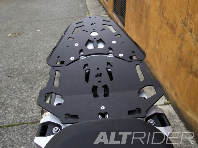 AltRider Luggage Rack System for the BMW R1200/1250 GS/GSA Water Cooled