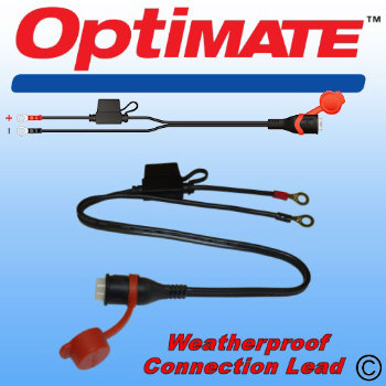 TM71 - OptiMate / AccuMate Weatherproof Eyelet Lead