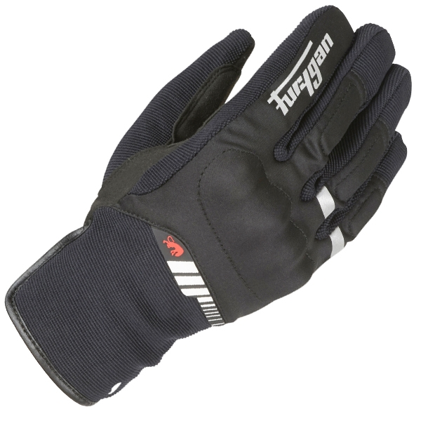 FURYGAN JET ALL SEASON GLOVES BLACK / WHITE