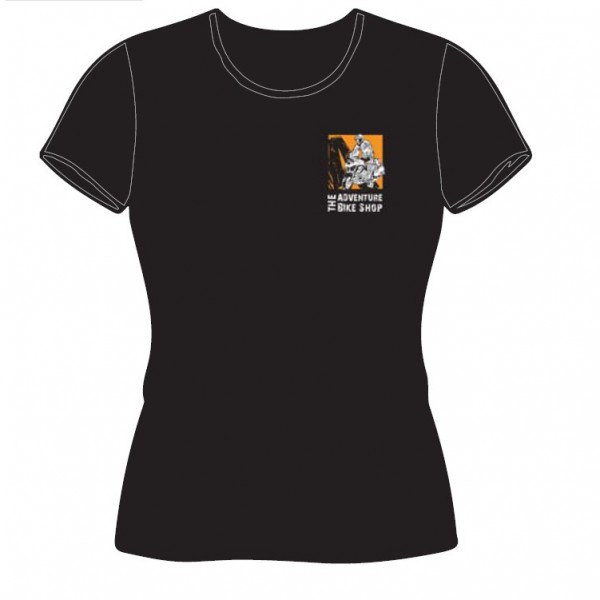 I'm not lost, I'm just Exploring SUPER SOFT Bamboo T-Shirt (Ladies Fit) V-NECK