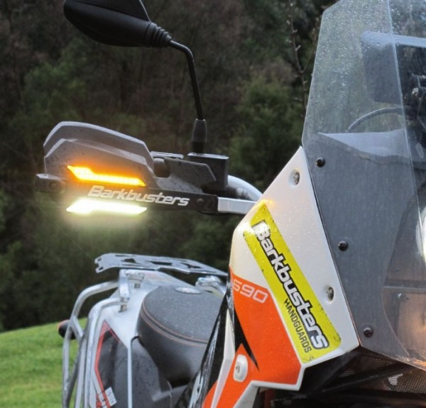 BarkBusters LED Lights (Pair) for Handguards